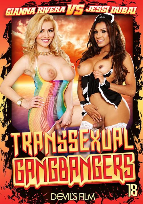 Transsexual Gang Bangers 18 [WEBRip/SD 540p]