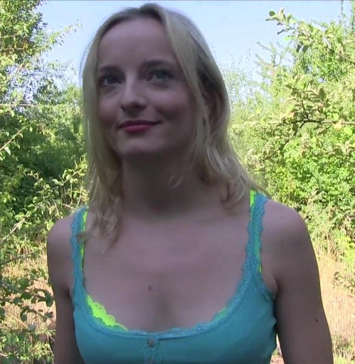 PublicAgent: Diana - Fit and Toned Blonde Fucked Outside  [HD 720p]  (Amateur, Public)