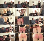 Suzanne  - visit to Mr. Stern [HD, 720p] - Spanking