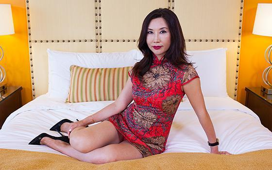 M0mP0v.com - Lulu - Sexy Chinese Import Does First Porn - Е391 (MILF) [SD, 576p]