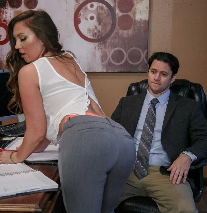 BigButtsLikeItBig/BraZZers - Maddy Oreilly - Work Is Long When Youre Wearing A Thong  (720p / HD)