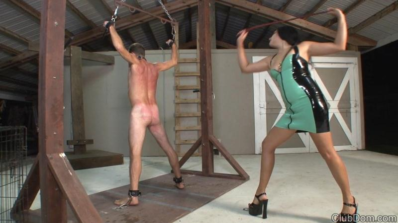 ClubD0m.com: Mistress Michelle Lacy - Whipping [HD] (351 MB)