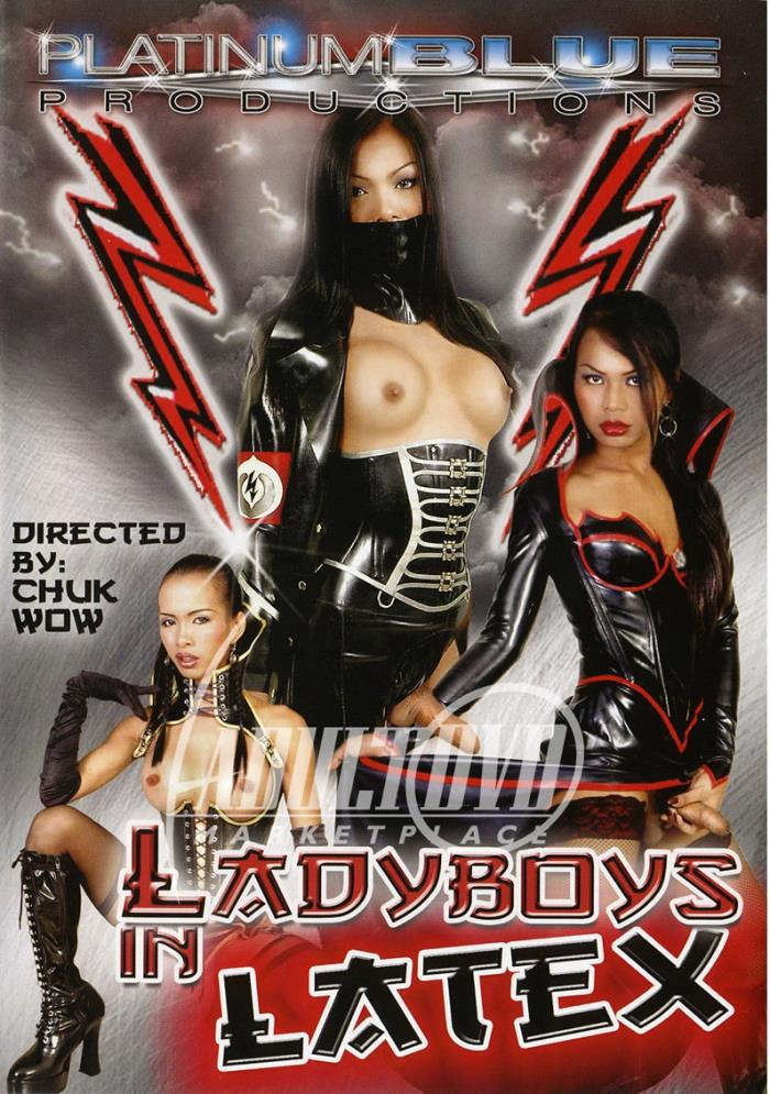 Ladyboys in Latex [DVDRip 384p]