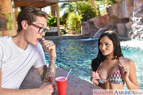 [Ariana Marie - Hardcore with Brunette] SD, 360p