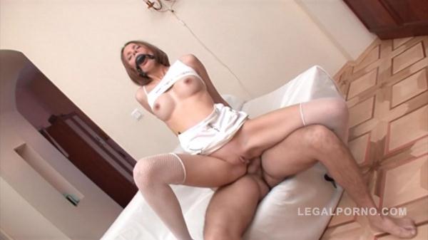 LegalPorno - Karolina straight to ass fucking video NR103 [HD, 720p]