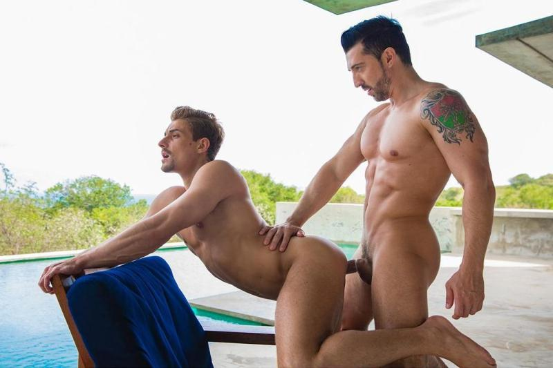 Just Love: Carter Dane & Jimmy Durano [CockyBoys / HD]