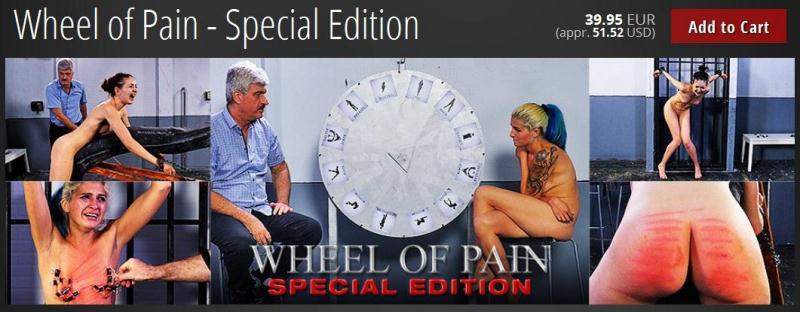 Wh33l of Pain - Special Edition [Maximilian Lomp, ElitePain / FullHD]
