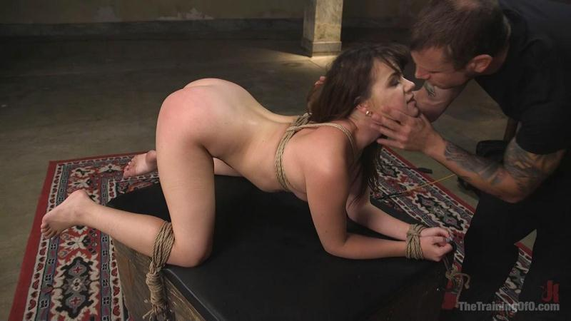 Alison Rey (Slave Training of Alison Rey / 16.08.2016) [TheTrainingOfO, K1nk / HD]