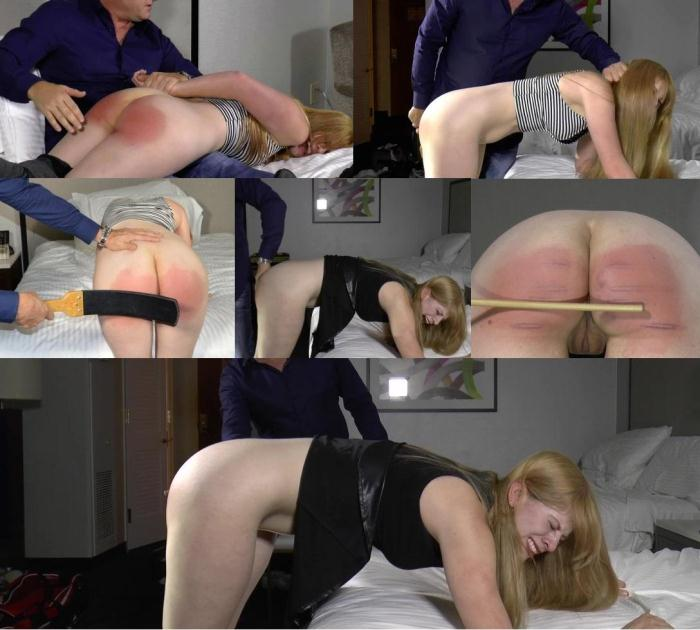 Harley - Real Tears (spanking) [HD, 720p]