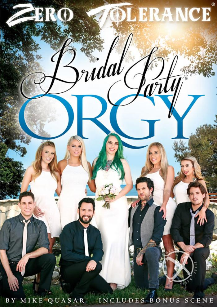 Bridal Party Orgy [DVDRip 400p]