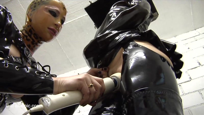 Dildo Ballet - Part 2 Latex, Rubber / 30 Aug 2016) [Alterpic / HD]