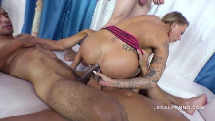 LegalPorno.com - Juelz Ventura EPIC DOUBLE ANAL - RS273 (Group sex) [SD, 480p]