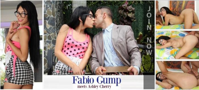 Tr4ns500 - Fabio Gump Meets Ashley Cherry (Shemale) [FullHD, 1080p]