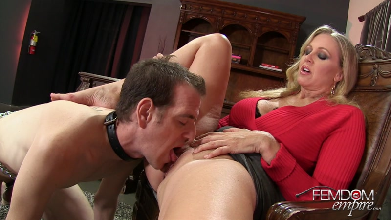 F3md0m3mp1r3.com: Mistress Julia - Slave to MILF Cunt [FullHD] (1.13 GB)
