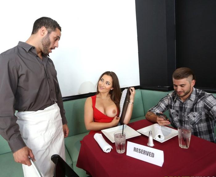 Prime Porn - Dani Daniels - Tip The Waiter  [HD 720p]