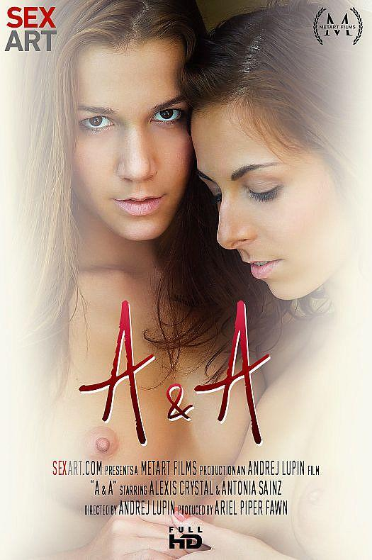 Alexis Crystal & Antonia Sainz (A&A / 15.01.2016) [SD/360p/MP4/273 MB] by XnotX