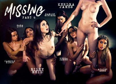 Sara Luvv, Kenna James, August Ames, Riley Reid, Cassidy Klein, Karlie Montana, Kendra James - Missing: Part Six (12.08.2016) [GirlsWay / SD]