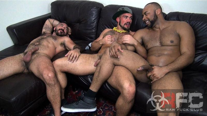 Fucking After Hours (Aarin Asker, Alessio Romero & Ray Diesel) [RawFuckClub / HD]