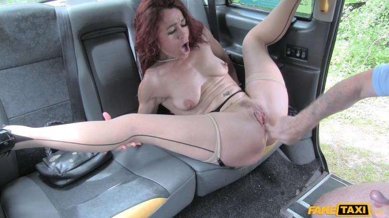 Monica Bollocksy (Cabbie Gets His Best Fuck in Years / 28.08.16) [FakeTaxi / SD]