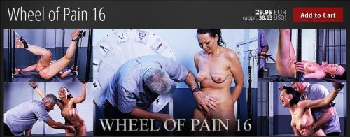 Wheel of Pain 16 [FullHD, 1080p] [3l1t3P41n.com] - BDSM