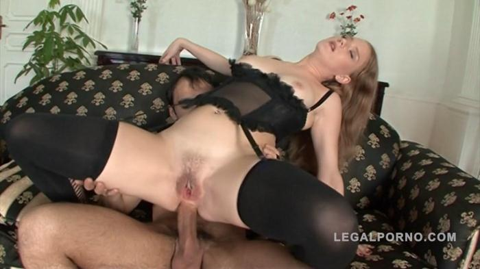 LegalPorno.com - Jennifer ass banged NR085 (Russian) [HD, 720p]