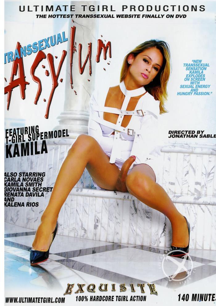 Exquisite: Kalena Rios, Carla Novaes, Renata Davila, Kamila Smith, Giovanna Secret - Transsexual Asylum [DVDRip 480p]