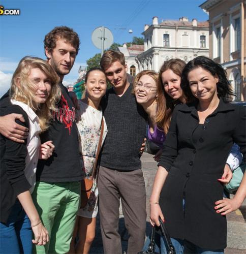Masha, Sasha, Sveta - Crazy Medical College Graduation Party, Part 1 (2013/HD)