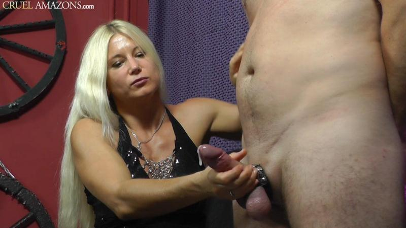 Firm and Sensitive [Cruel-Amazons / HD]