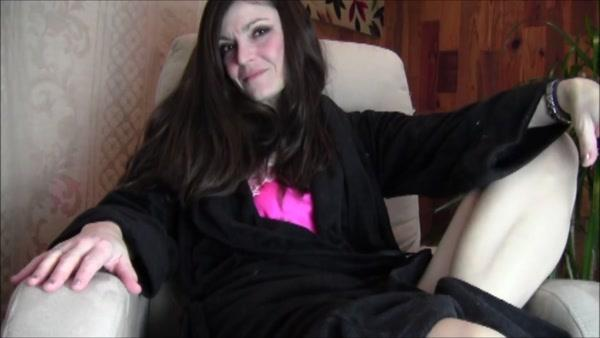 Mommy Natasha Brunette Exposes A Fat Sissy Loser Fag (Clips4Sale) HD 720p