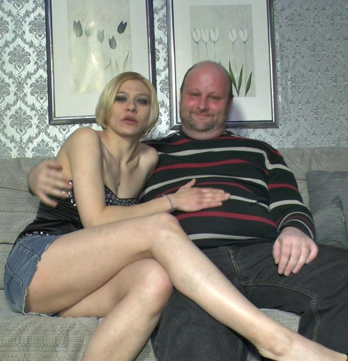 SextapeGermany/PornDoePremium: Amanda Erotixx, Wintux - Amateur small-titted German babe is a blonde dream who sucks and fucks hard  [SD 480p]  (German Milf)