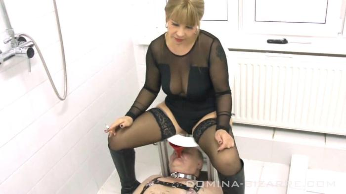 Lady Mercedes � Need for training � Part 5 (Domina-Bizarre) HD 720p