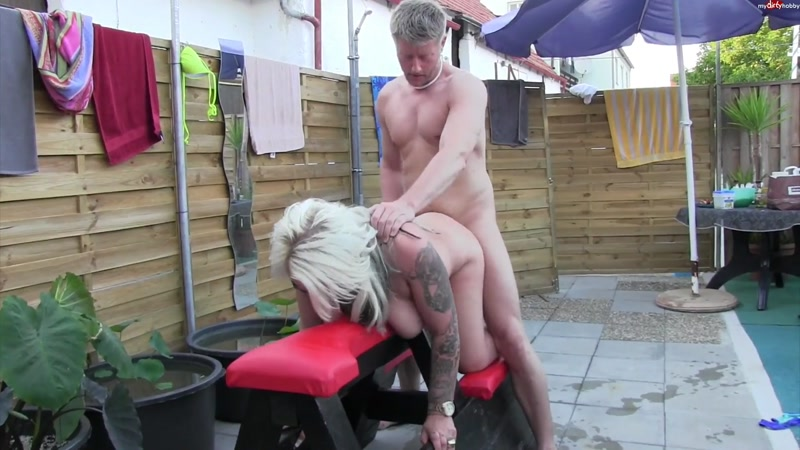 NINA-H3AV3N - User-Fick Poolparty (Germany Porn / 11 Aug 2016) [MDH, PA / FullHD]