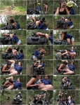 Piss Video - Amateur - Some outdoor pissing fun [HD 720p]