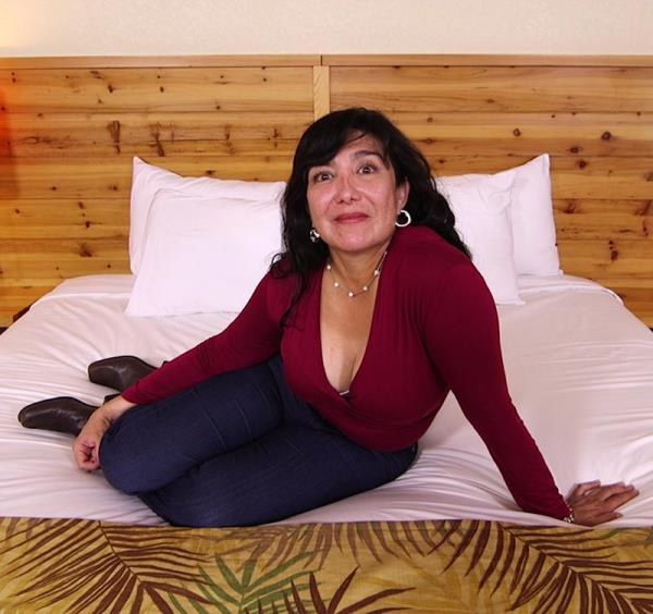 Carmela - Mexico MILF loves young cock [HD 720p] MomPov.com