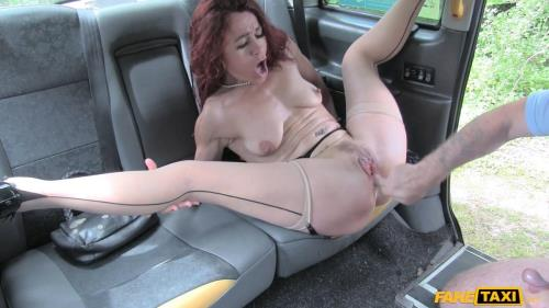 F4k3Hub [Monica Bollocksy - Cabbie Gets His Best Fuck in Years] SD, 480p