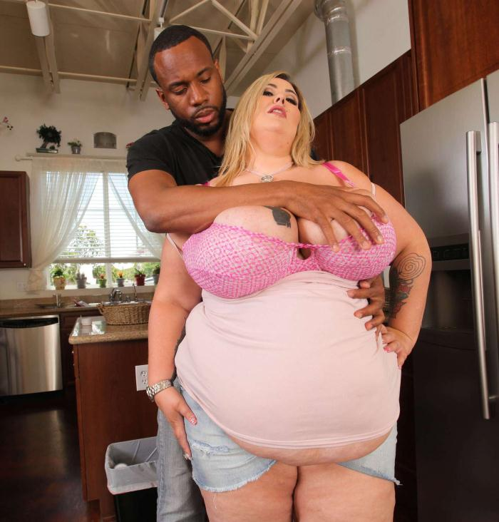 PlumperPass: Mandy Majestic - Big Black Cock For Bachelorette  [HD 720p]  (BBW Porn)
