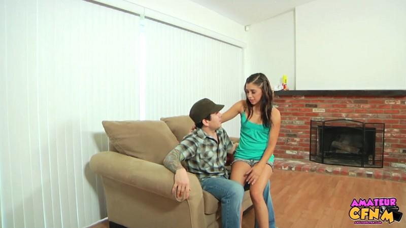 AmateurCFNM.com: Gigi Rivera - Teach Me [FullHD] (642 MB)
