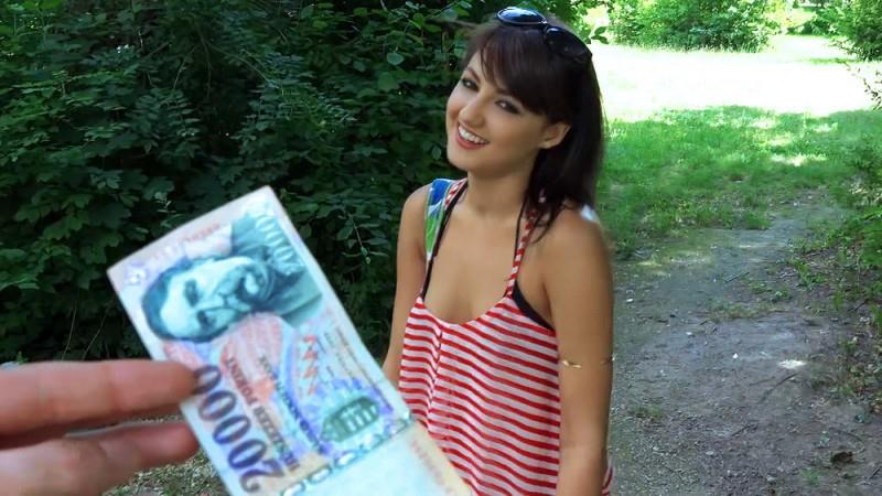 Suzy Rainbow - Hungarian Hottie Pounded Outdoors [SD] (325 MB)