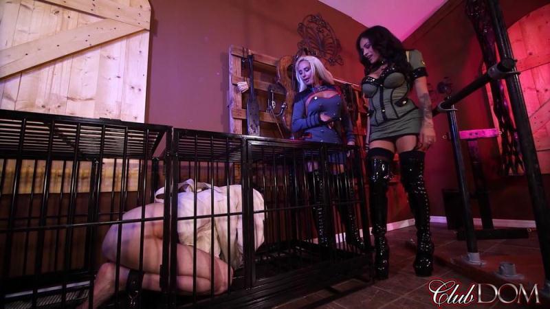 Jamie Valentine & Olivia Monkey Fist [ClubDom / HD]