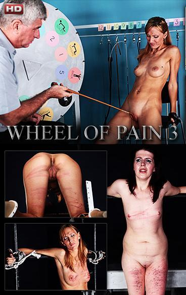 3l1t3P41n.com - Wh33l of Pain 3 (BDSM) [HD, 720p]