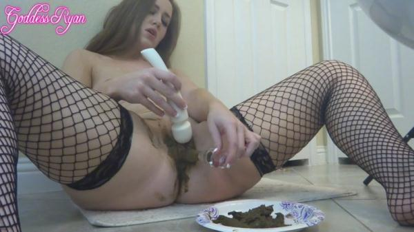 Scat GlassToy Fucking Orgasm - Extreme Fisting (FullHD 1080p)