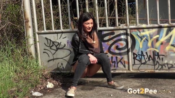 Grafitti Peeing (FullHD 1080p)