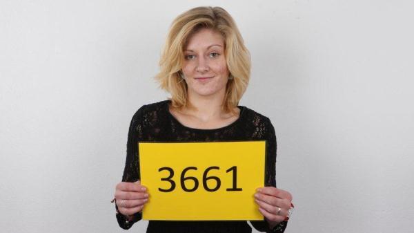 Jana (3661) - CzechCasting.com/Czechav.com (SD, 540p) [Casting, Talking, Interview, Posing, Blonde, Glasses, Oil, Amateur, Czech, Teen]