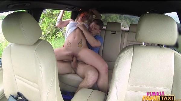 FemaleFakeTaxi.com - Licky Lex - Horny Taxi Driver Loves Cock [SD 480p]