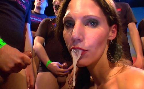Viktoria Goo, Susana, Luisa - Viktoria the Sperm is Here (2014/SD)