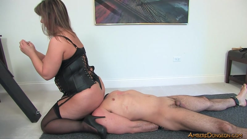 Mistress Alix's Ass Licker (08.08.2016) [AmbersDungeon / HD]