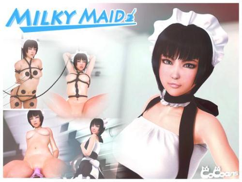 CoCoans [Milky Maid] HD, 720p