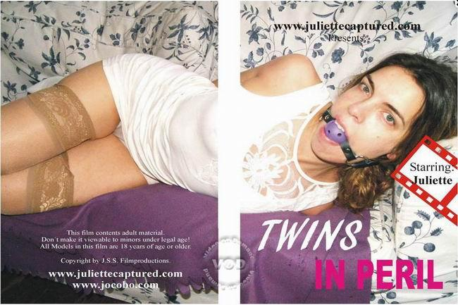 Juliette Captured And In Distress: Twins In Peril [FullHD] (1.52 GB)