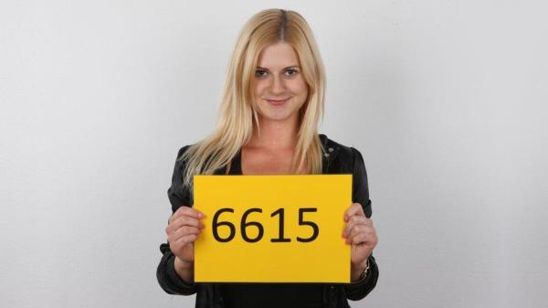 Karin (6615) - CzechCasting.com / Czechav.com (SD, 540p) [Casting, Talking, Interview, Posing, Oil, Oral, POV, Cum On Tits, Lingerie, Blonde, Teen, Amateur]