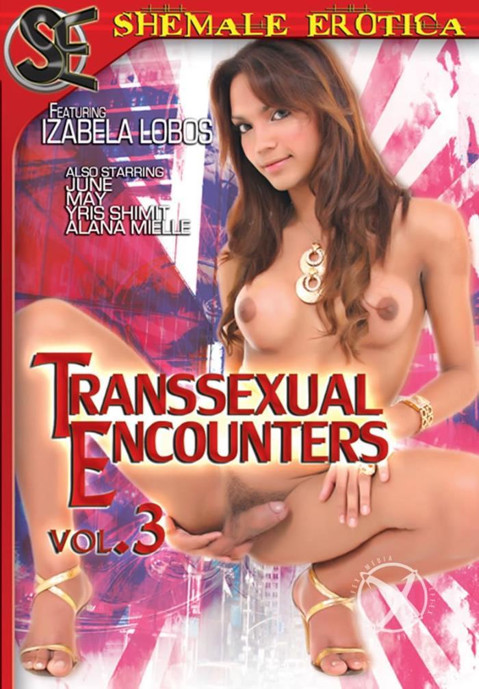 Shemale Erotica: Izabela Lobos, June, May, Yris Shimit, Alana - Transsexual Encounters 3 [DVDRip 480p]